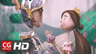 "CGI Animated Short Film: ""The Kiss"" by Adriano Candiago 