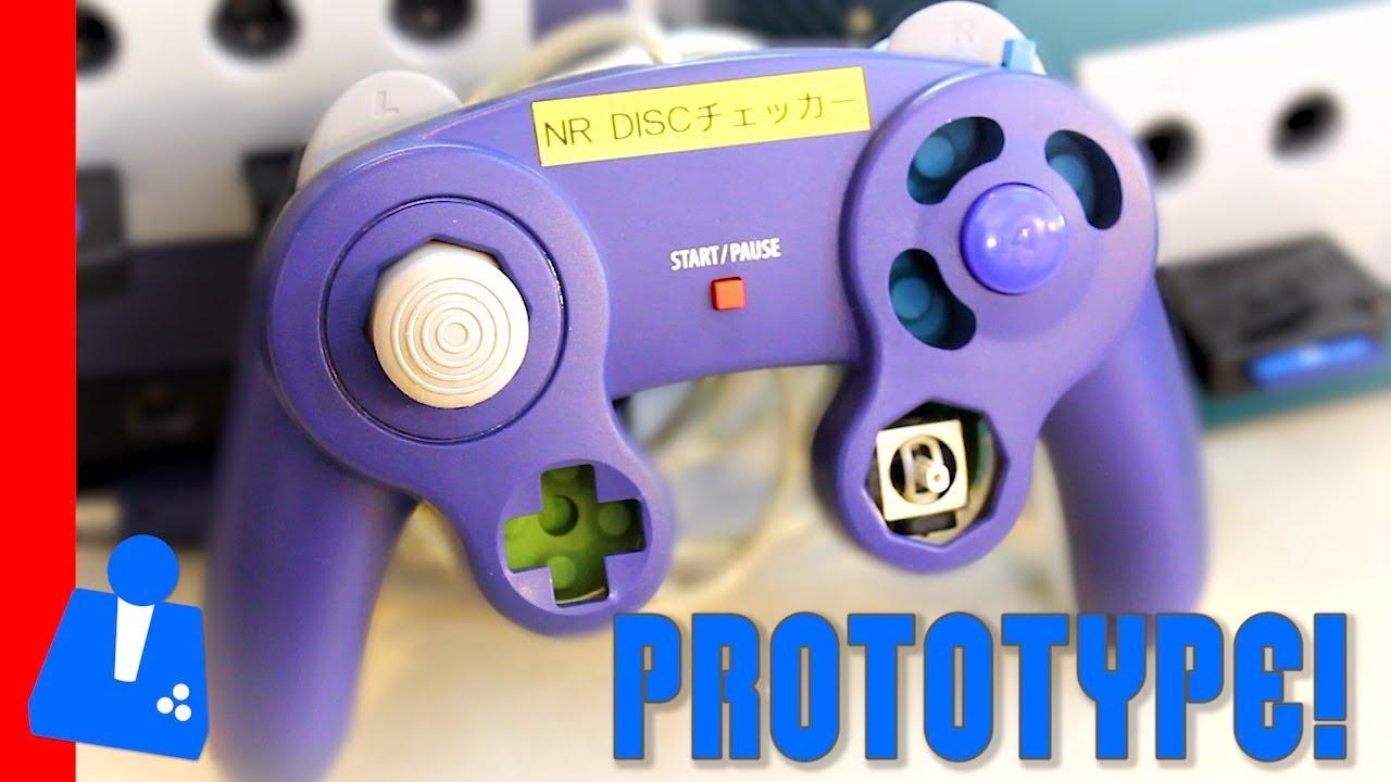 GameCube Prototype Controller! - H4G