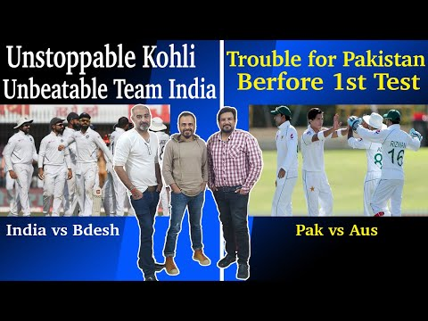 UNSTOPPABLE KOHLI UBEATABLE