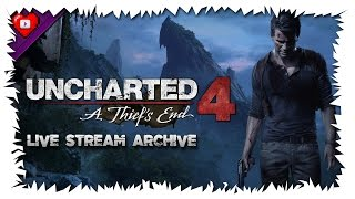 Uncharted 4: A Thief's End  (PS4)   Gameplay/Walkthrough   Chapter 12 - 14