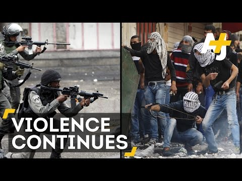 Violence In Occupied Palestinian Territories And Israel Continues