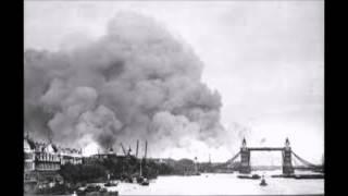WW2 air raid