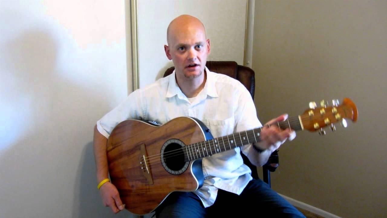 OVATION CELEBRITY ACOUSTIC (MODEL CC-11) - guitar-list