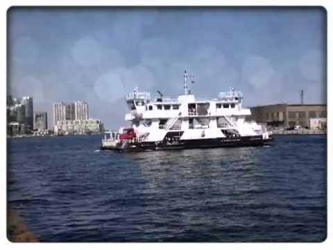 how to get to toronto island airport ferry
