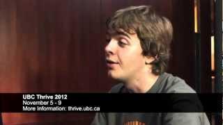 This Week At UBC - November 4 - November 10, 2012