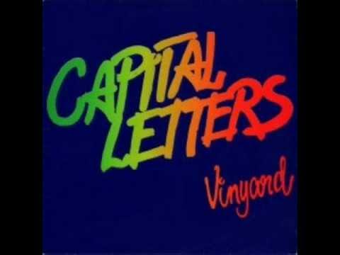 Capital Letters-No jobs