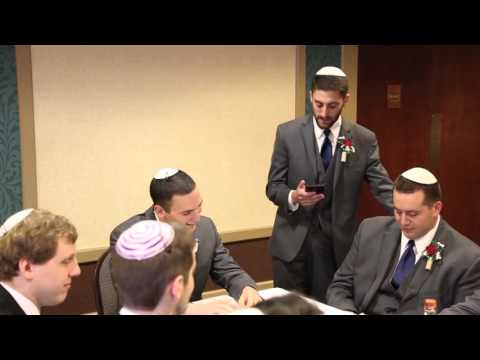 Kabbalat Panim and Tisch