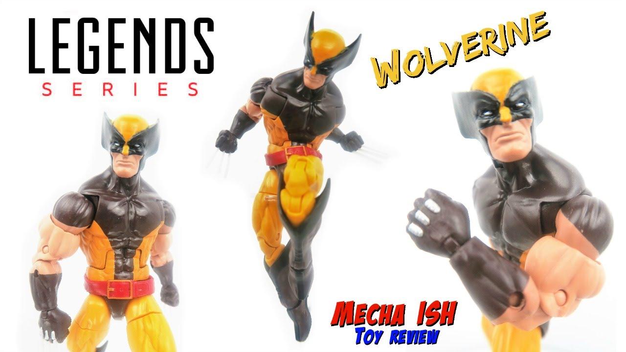 marvel legends 6 wolverine x men legends series juggernaut baf wave 2016 action figure toy. Black Bedroom Furniture Sets. Home Design Ideas