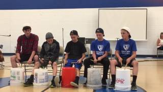 2017 Talent Show Bucket Drums 6th-10th grade