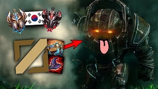 10 Weird Troll Builds from Korean Challenger Grandmaster that actually work