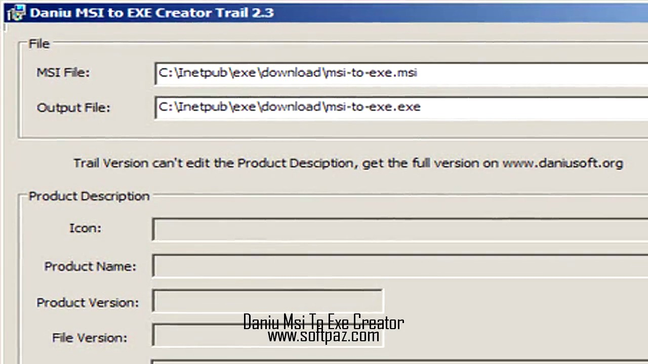 exe icon creator