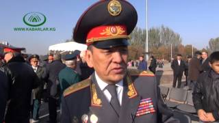 Парад, посвящённый 90-летию милиции (ВИДЕО)