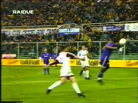 Fiorentina 1996-1997 - Coppa delle Coppe