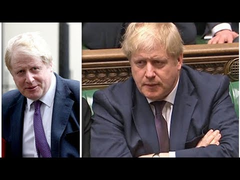 Boris Johnson considered RESIGNING during May's crunch Brexit meeting at Chequers