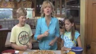 Who-hash With Judie Byrd's Grandkids