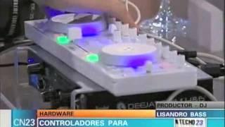 Controlador MIDI ICON I-DJ EN CN23