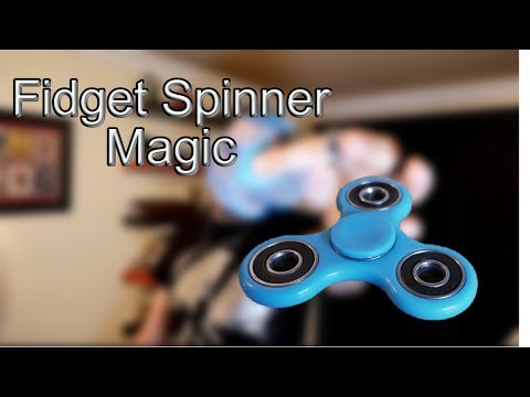 Learn an Easy and Amazing Magic Trick With a Fid Spinner