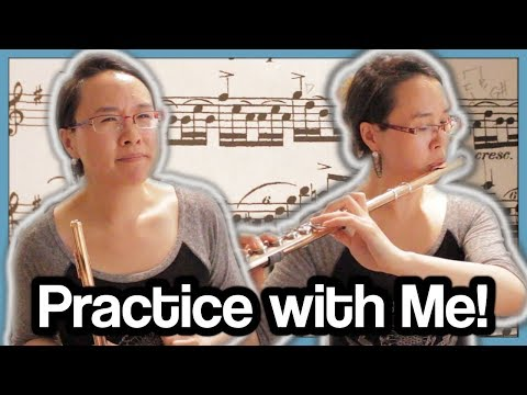 Practice with Me! - Fantasy on a Theme of Beethoven (Doppler)