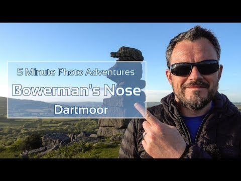 Landscape Photography at Bowermans Nose - 5 Minute Photo Adventure