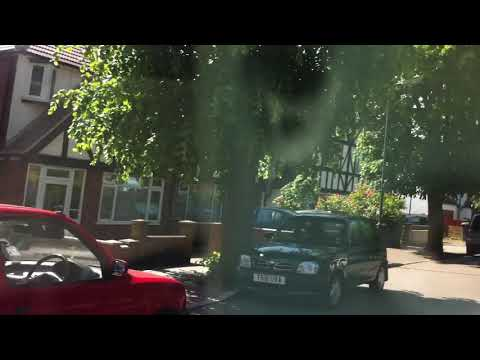 London streets (50.) - Harrow - St. Albans