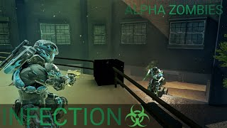 Halo 5 Infection - Alpha Zombies - Gameplay