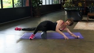 Full-Body Rolling Out Routine | Perfect Form With Ashley Borden