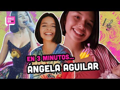 ¿Quién es Ángela Aguilar y por qué todo lo que hace es noticia? | En 3 minutos