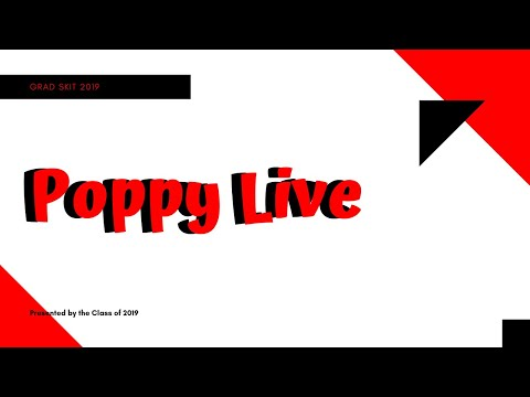 D.W Poppy Grad skit 2019 (Assembly Version)