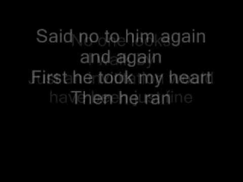 Stand Back - Lyrics