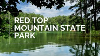 RED TOP MOUNTAIN STĄTE PARK | Georgia Travel | Camping near Atlanta | Georgia State Parks