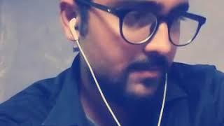 Milne hei mujhse aayi aashiqui 2 karaoke cover by Sai Mahesh Sharma