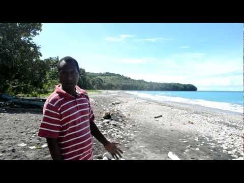 Scarlet Beach, Finchhaffen, Morobe Province, Papua New Guine