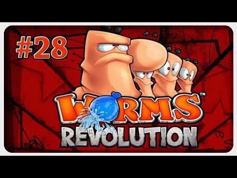 Let's Play: Worms Revolution   Folge #28 - Schwach angefangen...  