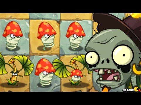 Plants Vs Zombies 2 Online: NEW Plants Endless Challenge!