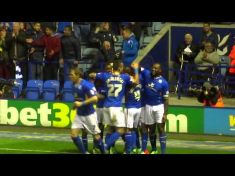 Ignasi Miquel goal vs Fulham ||| Capital One Cup 4th Round ||| 29/10/2013