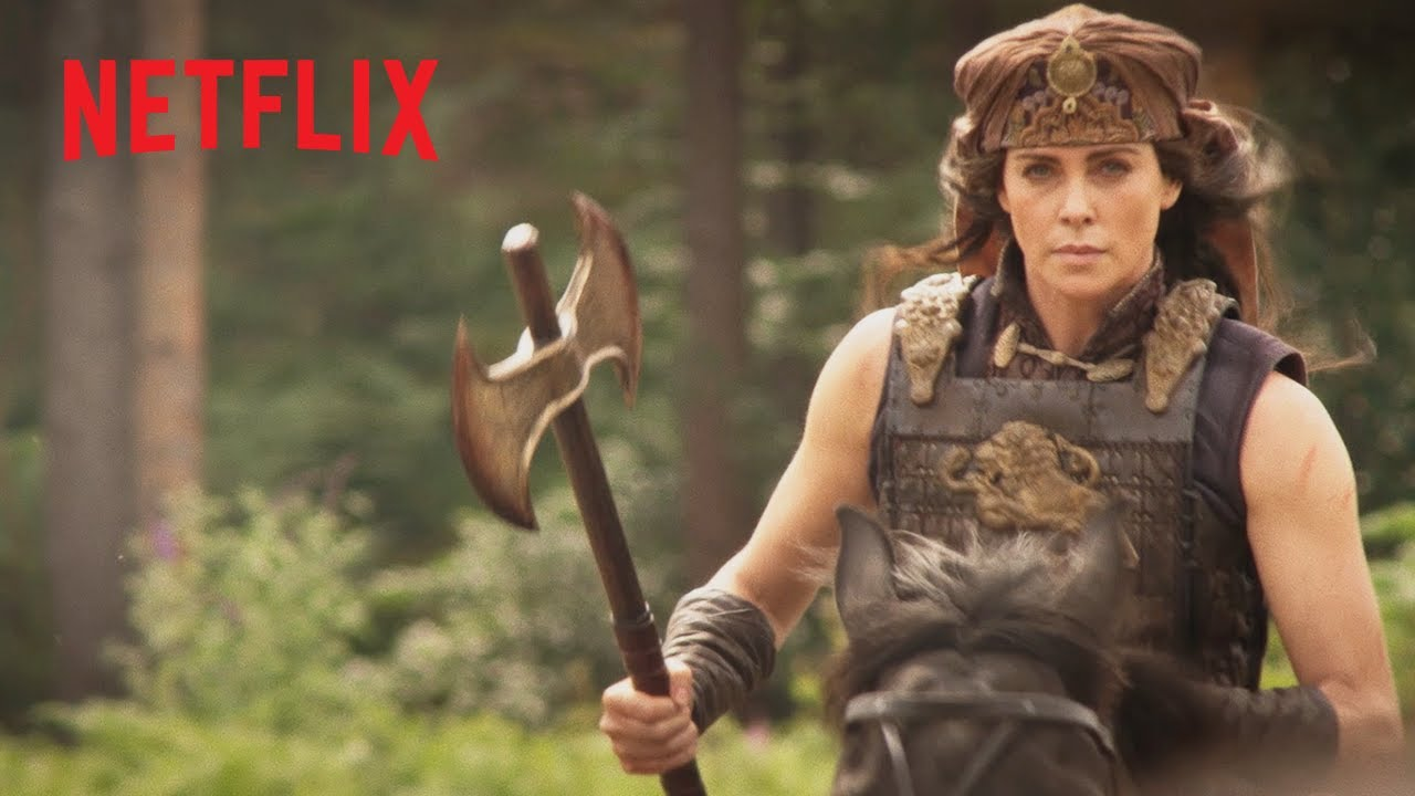 The Old Guard Through History | Netflix - YouTube