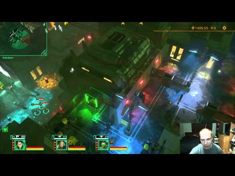 Cyberpunk Adventures in Satellite Reign! Episode 1 Facecam and New Series!