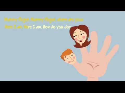 Lirik Lagu Bahasa Inggris Yang Mudah Dihafal The Finger Family