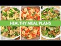 Healthy Meal Plans 2020 | Happy New Year!