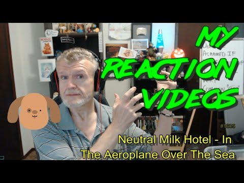Neutral Milk Hotel - In The Aeroplane Over The Sea : My Reaction Videos #1,605