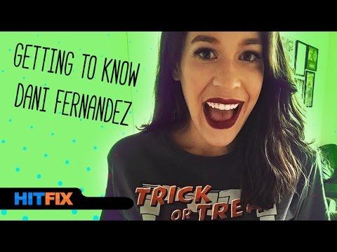 Dani Fernandez, Answers Rapid Fire...