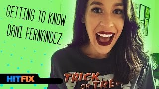 Dani Fernandez, Answers Rapid Fire Questions | FANDEMONIUM