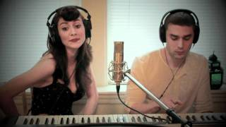 Repeat youtube video Chris Brown - Look At Me Now ft. Lil Wayne, Busta Rhymes (Cover by Karmin)