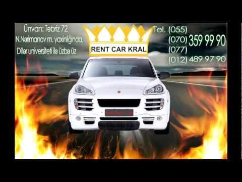 KRAL rent a car azerbaijan