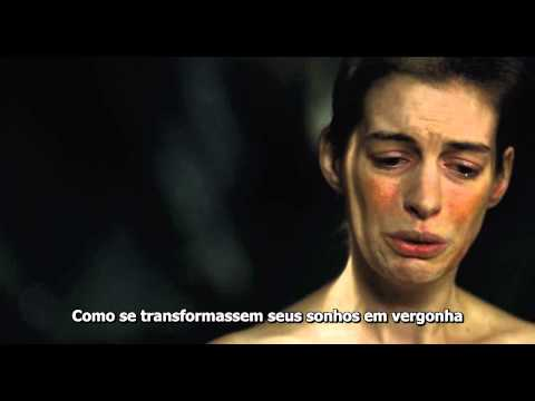 anne hathaway  I dreamed a dream Les Miserables  legendado