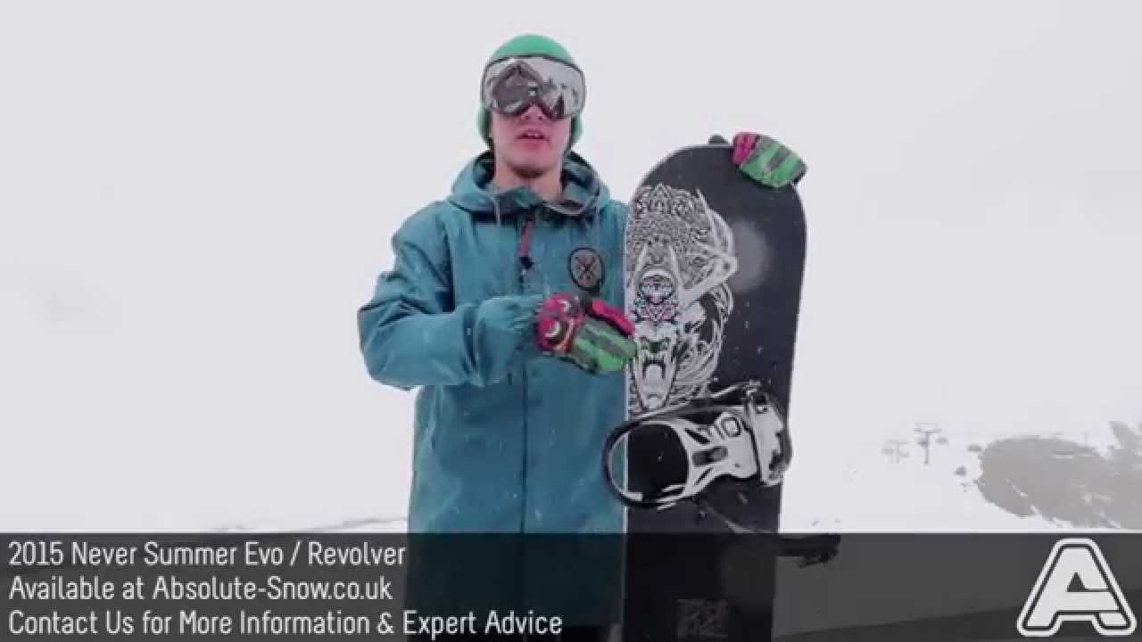 Never Summer Insta/Gator 2018 Snowboard Rider Review - Tactics.com .