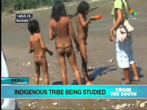 Peru: Indigenous Tribe Being Studied