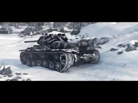 World of Tanks заставка
