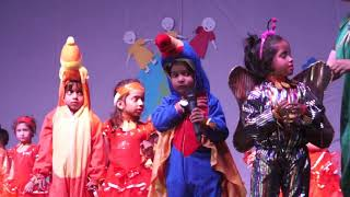 Cultural performances by Students at KV World School Gr Noida | Annual day celebrations