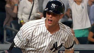 CLE@NYY Gm3: Bird hammers a solo shot in the 7th